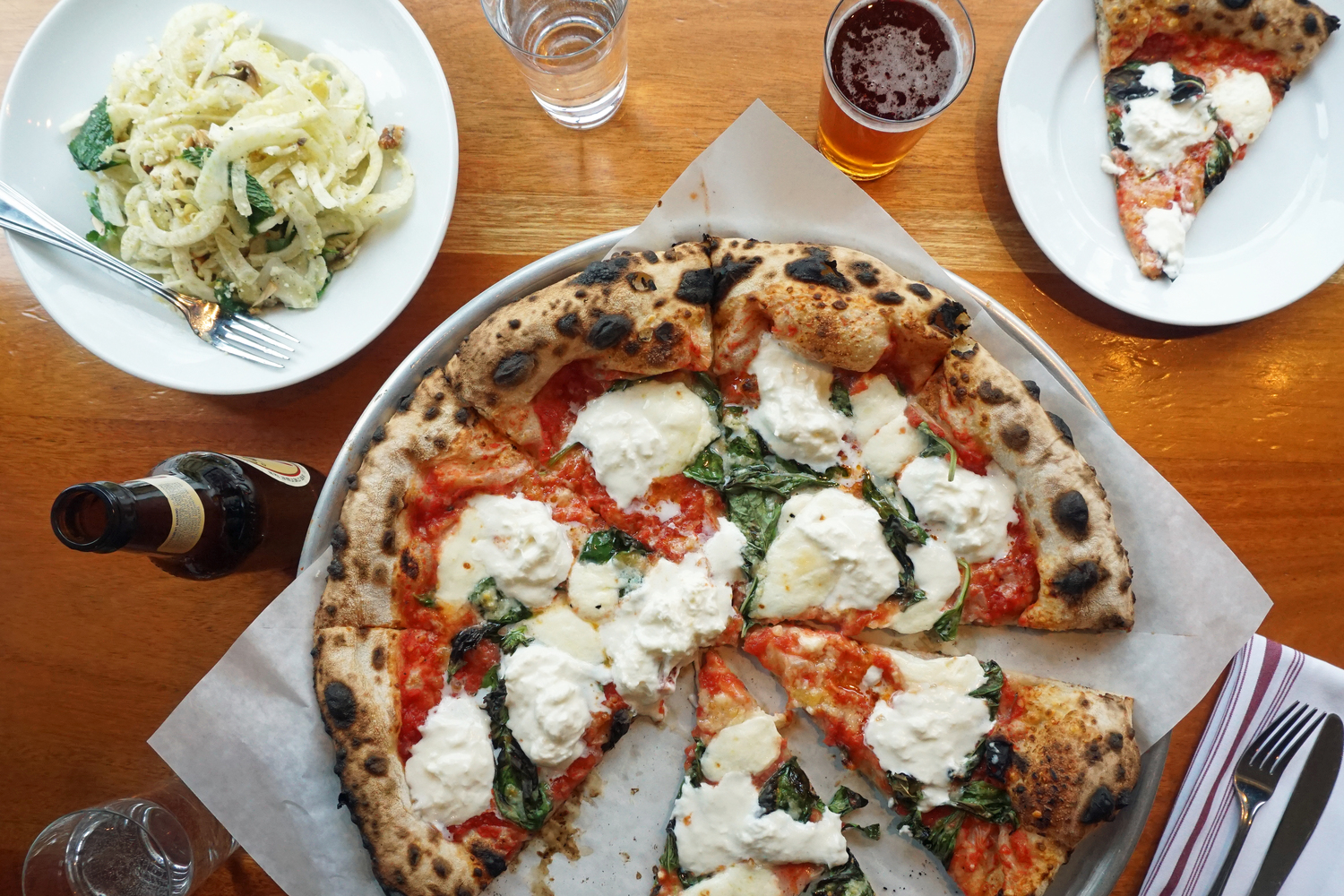 Destination for pizza lovers